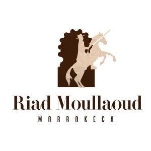 logo riad de charme moullaoud