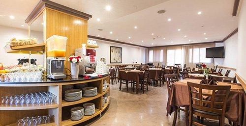 Pесторан готелю