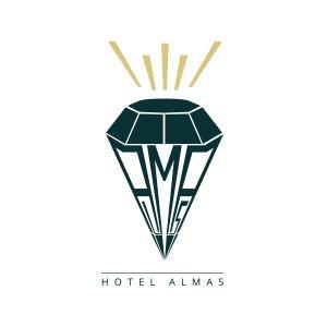 logo hotel almas