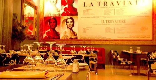 RESTAURANTS Traviata (Italian)