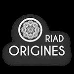 logo riad origines