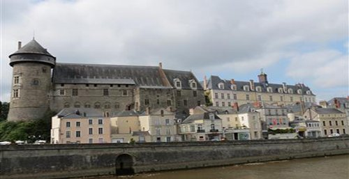 THE CASTLE OF LAVAL
