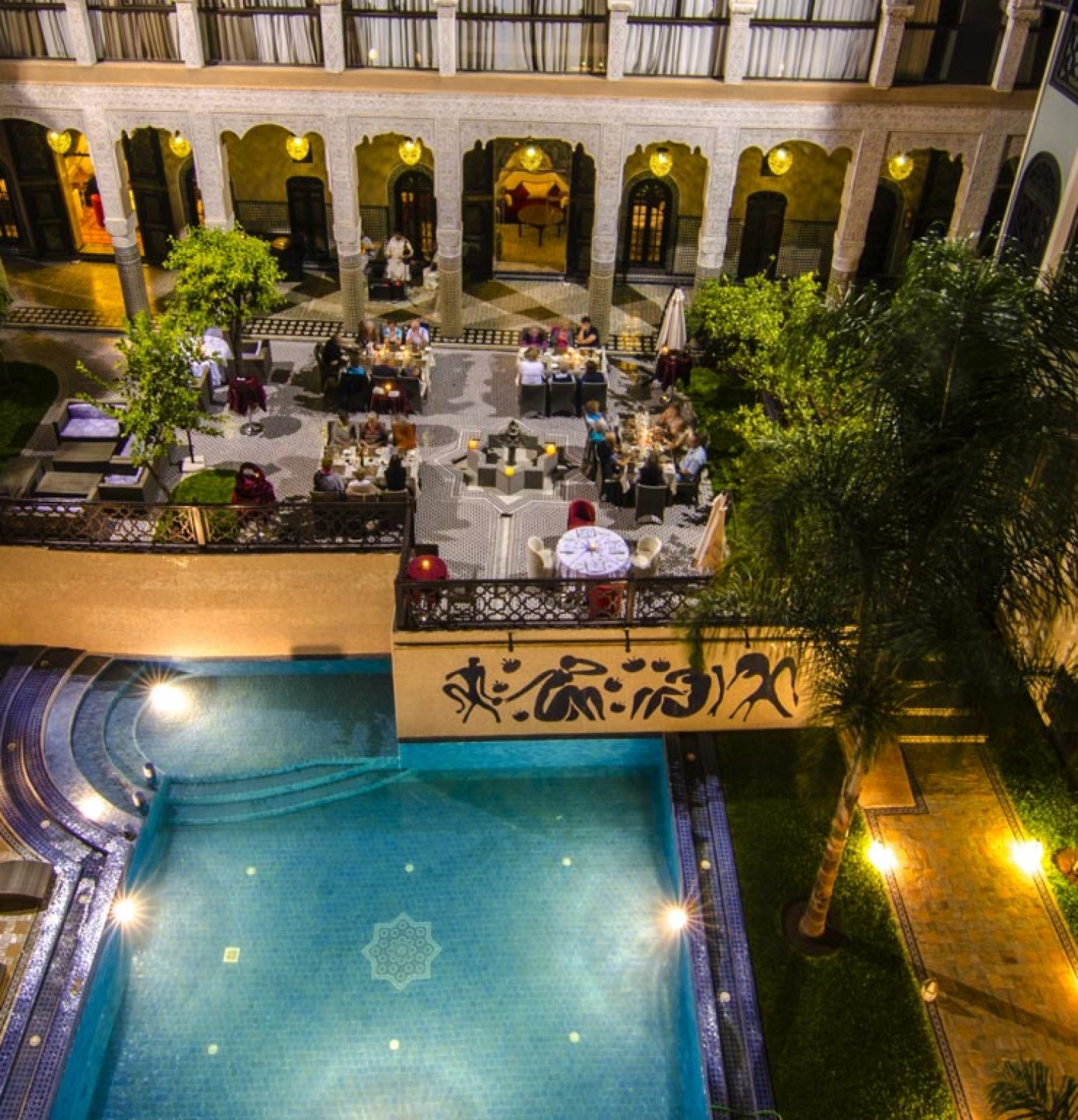 Palais Ommeyad Suites & Spa